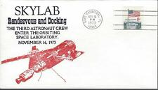 11/16/73 Skylab Rendezvous and Docking The Third Astronaut Crew...