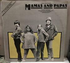 """Mamas & Papas Four Tracks From Mamas & Papas 12"""" EP UK Import Record ABE12006"""