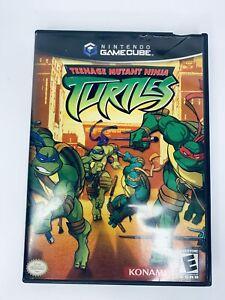 Teenage Mutant Ninja Turtles (Nintendo GameCube, 2003)