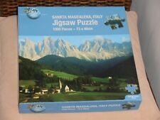 Sankta Magdalena. Italy jigsaw/puzzle. 1000 pieces.