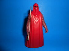 Star Wars 1997 Potf Vintage Style Emperor's Royal Guard ~ With Force Pike