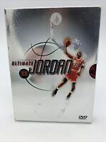 Ultimate Jordan DVD 2 Disc Set Michael Jordan Chicago Bulls 23 5.5 hours video!