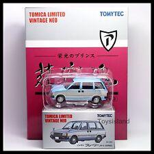 Tomica Limited Vintage NEO OGIKUBO 3 DAMASHII NISSAN PRAIRIE JW-G 1/64 TOMYTEC