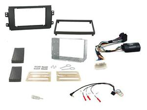 Connects2 CTKSZ05 Suzuki SX4 2006 - 2013 Double Din Stereo Fitting Kit