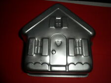 Vintage Wilton 1982 Holiday House Kit Original GINGERBREAD HOUSE