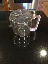 Cuisinart DLC-2APK Mini-Prep Plus Food Processor, Pink Bowl And Lid