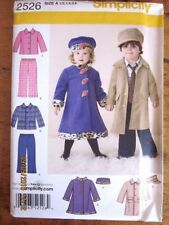 McCall 's Unisex Child's Mixed Lot Sewing Patterns
