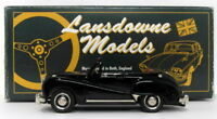 Lansdowne Models 1/43 Scale LDM9X - 1953 Austin Somerset Convertible - Black