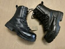 Magnum Elite Shield CT CP WP Safety Black Leather Vibram Boots Size 4 UK #354