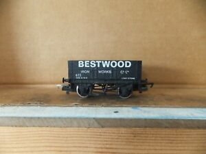Hornby R.096 Bestwood Open Wagon 655, not boxed