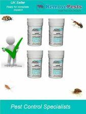 More details for 4 x bed bug bomb killer foggers for bedbugs expert treatment pest mini 3.5g ap