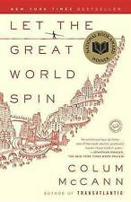 Let the Great World Spin, McCann, Colum | Paperback Book | Good | 9780812973990