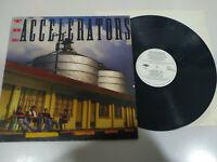 """The Accelerators Twins 1988 Spain Edit - LP vinyl 12 """" VG/VG 3T"""