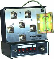 AMERITRON RCS-8V Remote coax switch, 5 position