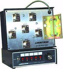 AMERITRON RCS-8V Remote coax switch, 5 position