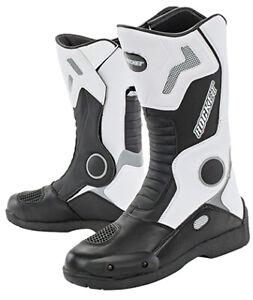 Joe Rocket Ballistic Touring Boot White 11