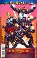 Secret Avengers #1 David Yardin Heroic Age Variant (2010) Marvel Comics