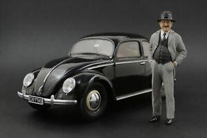 Ferdinand Porsche Figure for 1:18 AutoArt 356 550 VERY RARE!  !! NO CAR !!