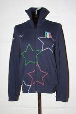 EUC Puma Italy Italia Soccer Stars Full Zip Track Jacket Sweatshirt Sz XS