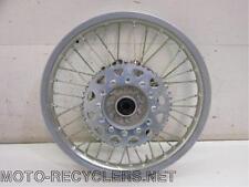 08 YZ125 YZ 125 Rear Wheel rim 44