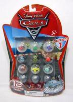 Squinkies Disney Pixar - Cars 2 Movie - Series 1 Bubble Pack, 12-Pack EASTER set