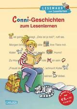 LESEMAUS zum Lesenlernen Sammelbände: Conni-Geschichten zum Lesenlernen von Julia Boehme (2011, Gebundene Ausgabe)