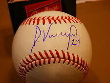 DAYAN VICIEDO WHITE SOX AUTOGRAPHED MAJOR LEAGUE BASEBALL
