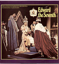 """CYRIL ORNADEL ~ MUSIC FROM """"EDWARD THE SEVENTH"""" ~ 1975 UK 19-TRACK  2LP SET"""