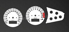 Kawasaki ZX 9 R ZX 9R ZX9R 98 Tachoscheiben Tacho Gauge
