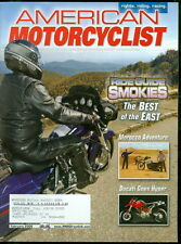 2006 American Motorcyclist Magazine: The Smokies/Morocco Adventure/Ducati Hyper