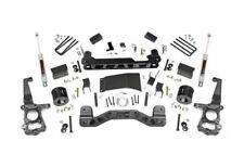 "Rough Country 4.0"" Suspension Lift Kit, 15-19 Ford F-150 4WD; 55530"