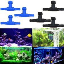 Aquarium Air Line Regulator Control Valve For 4/6 mm Tubing Pump Fish Tank Pond