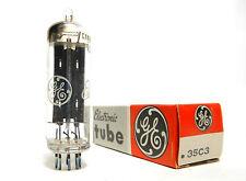 35C3 Tube GE NOS Half-Wave Vacuum Rectifier Power-supply Sparton Lifco