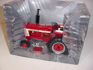 "1/16 International 766 ""White Stripe"" Precision Elite #5 Tractor NIB!"