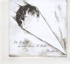 (HF194) Theodore, Do You Know How To Fall - 2015 DJ CD