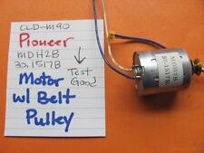 PIONEER MOTOR MDH2B 30.1517B CLD-M90 LASERDISC PLAYER