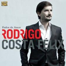 Fados De Amor - Rodrigo Costa Felix (2013, CD NIEUW)