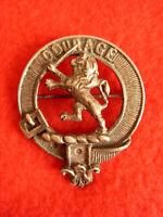 Cumming Clan's Badge (n°14) - Badge ou broche du clan ecossais Comyn