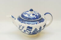 Johnson Brothers WILLOW BLUE Teapot & Lid