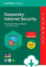 Kaspersky Internet Security 2020-2021 1PC 1YEAR Global