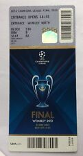 billet ticket Finale Champions league 2013 Borussia Dortmund Bayern Munich ligue
