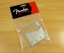 Fender Telecaster Bridge Plate USA Fender 50s 52 Vintage Tele Bridge Plate!