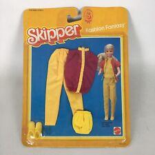 1983 Mattel Skipper Fashion Fantasy Sightseeing Clothes Accessories 4880 4883