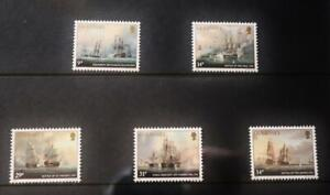 """Guernsey Stamps: """"Admiral Lord de Saumerez"""" - Presentation Pack 1986"""