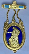 Masonic Jewel Royal Masonic Hospital Ladies Memento Silver 1953