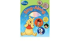 Disney Sing-Along with CD Hardback Book Music from Disney Movies