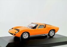 Lamborghini Miura P400   1966-1975  orange   /  IXO/Altaya 1:43