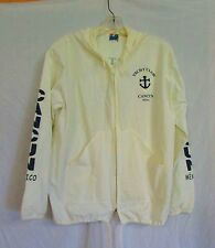 Woman's Light Weight Hoodie By Sol Y Arena, Size M, Cacun Yacht Club