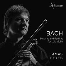 Johann Sebastian Bach: Sonatas & Partitas for Solo Violin [New CD]