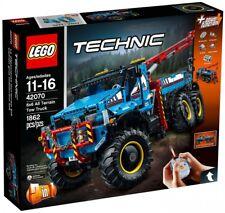 Tout Terrain Dépanneuse 42070 LEGO technique